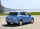 Фото авто Nissan Leaf 1 поколение, ракурс: 225