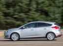Фото авто Ford Focus 3 поколение [рестайлинг], ракурс: 90 цвет: серебряный