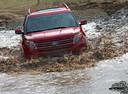 Фото авто Ford Explorer 5 поколение,  цвет: красный