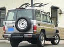 Фото авто Toyota Land Cruiser J70 [2-й рестайлинг], ракурс: 225