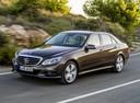 Фото авто Mercedes-Benz E-Класс W212/S212/C207/A207 [рестайлинг], ракурс: 45 цвет: коричневый