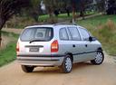 Фото авто Holden Zafira B, ракурс: 225