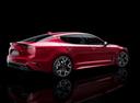 Фото авто Kia Stinger 1 поколение, ракурс: 225 - рендер цвет: красный