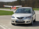 Фото авто Mazda 3 BK [рестайлинг],  цвет: бежевый