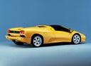 Фото авто Lamborghini Diablo 2 поколение, ракурс: 270