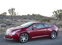 Фото авто Cadillac ELR 1 поколение, ракурс: 45 цвет: красный