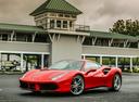 Фото авто Ferrari 488 1 поколение, ракурс: 45 цвет: красный