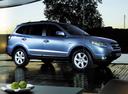 Фото авто Hyundai Santa Fe CM, ракурс: 270