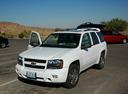 Фото авто Chevrolet TrailBlazer 1 поколение [рестайлинг], ракурс: 45