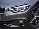 Фото авто BMW 4 серия F32/F33/F36 [рестайлинг], ракурс: передние фары цвет: серый