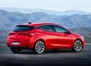 Фото авто Opel Astra K, ракурс: 225 цвет: красный