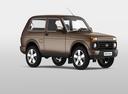 Новый ВАЗ (Lada) 4x4, коричневый , 2017 года выпуска, цена 532 800 руб. в автосалоне