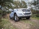 Фото авто Ford Ranger 4 поколение [рестайлинг], ракурс: 315 цвет: серебряный