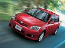 Фото авто Toyota Allex E130 [2-й рестайлинг], ракурс: 45