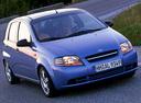 Фото авто Daewoo Kalos 1 поколение, ракурс: 315