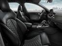 Фото авто Audi RS 6 C7 [рестайлинг], ракурс: сиденье
