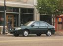 Фото авто Mercury Tracer 1 поколение, ракурс: 90
