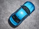 Фото авто BMW M2 F87, ракурс: сверху цвет: голубой