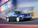 Фото авто Volkswagen Jetta 5 поколение, ракурс: 315 цвет: синий