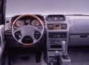 Фото авто Mitsubishi Montero 2 поколение, ракурс: торпедо