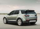 Фото авто Land Rover Discovery Sport 1 поколение, ракурс: 135 цвет: серый