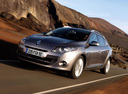 Фото авто Renault Megane 3 поколение, ракурс: 45 цвет: серый