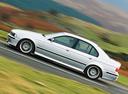 Фото авто BMW M5 E39, ракурс: 90