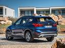 Фото авто BMW X1 F48, ракурс: 135 цвет: синий