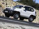 Фото авто Toyota Land Cruiser Prado J120, ракурс: 90