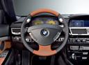 Фото авто BMW 7 серия E65/E66 [рестайлинг], ракурс: рулевое колесо
