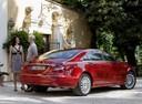 Фото авто Mercedes-Benz CLS-Класс C218/X218, ракурс: 225 цвет: красный