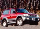 Фото авто Toyota Land Cruiser Prado J90 [рестайлинг], ракурс: 315