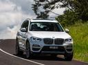 Фото авто BMW X3 G01, ракурс: 315 цвет: белый