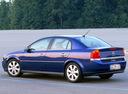 Фото авто Opel Vectra C, ракурс: 135 цвет: синий