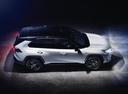 Фото авто Toyota RAV4 5 поколение, ракурс: сверху