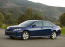 Фото авто Toyota Camry XV40, ракурс: 45 цвет: синий