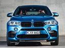 Фото авто BMW X6 M F86,  цвет: голубой