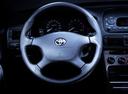 Фото авто Toyota Corolla E110 [рестайлинг], ракурс: рулевое колесо