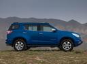 Фото авто Chevrolet TrailBlazer 2 поколение, ракурс: 270 цвет: синий
