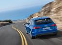 Фото авто Audi S6 C7 [рестайлинг], ракурс: 180 цвет: голубой