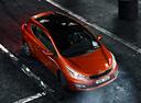 Фото авто Kia Cee'd 2 поколение, ракурс: 315 цвет: оранжевый