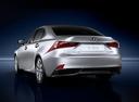 Фото авто Lexus IS XE30, ракурс: 180 цвет: серебряный