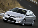 Фото авто Toyota Camry XV50, ракурс: 45