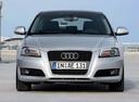 Фото авто Audi A3 8P/8PA [2-й рестайлинг],  цвет: серебряный