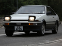 Фото авто Toyota Sprinter Trueno AE85/AE86, ракурс: 45
