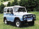 Фото авто УАЗ 3151 1 поколение, ракурс: 315 цвет: голубой