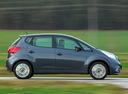 Фото авто Kia Venga 1 поколение [рестайлинг], ракурс: 270 цвет: синий