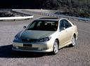 Фото авто Toyota Camry XV30, ракурс: 45 цвет: бежевый