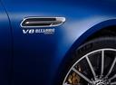 Фото авто Mercedes-Benz AMG GT C190 [рестайлинг], ракурс: шильдик