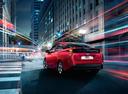 Фото авто Toyota Prius 4 поколение, ракурс: 135 цвет: красный